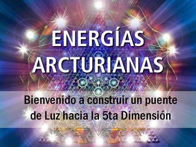 ENERGÍAS ARCTURIANAS